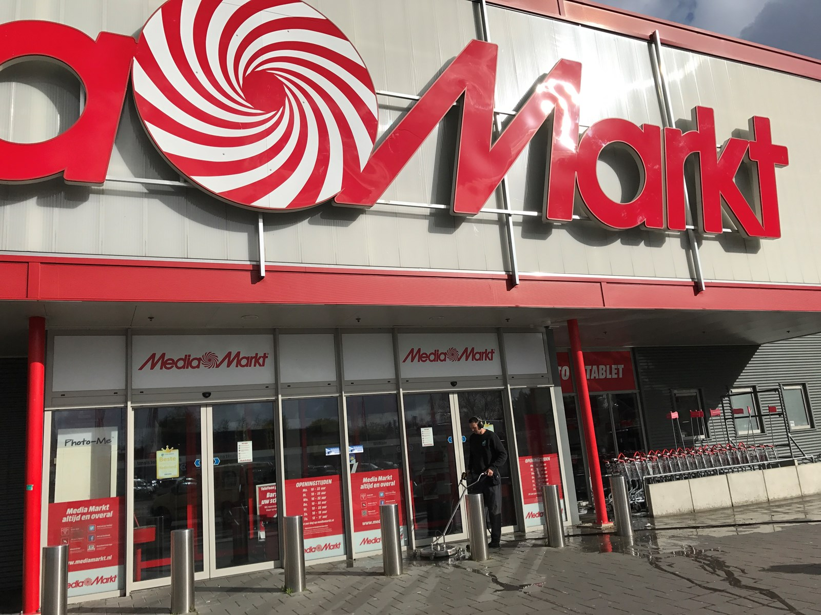 MediaMarkt Hoorn; Back to School