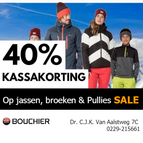 Wintersport sale