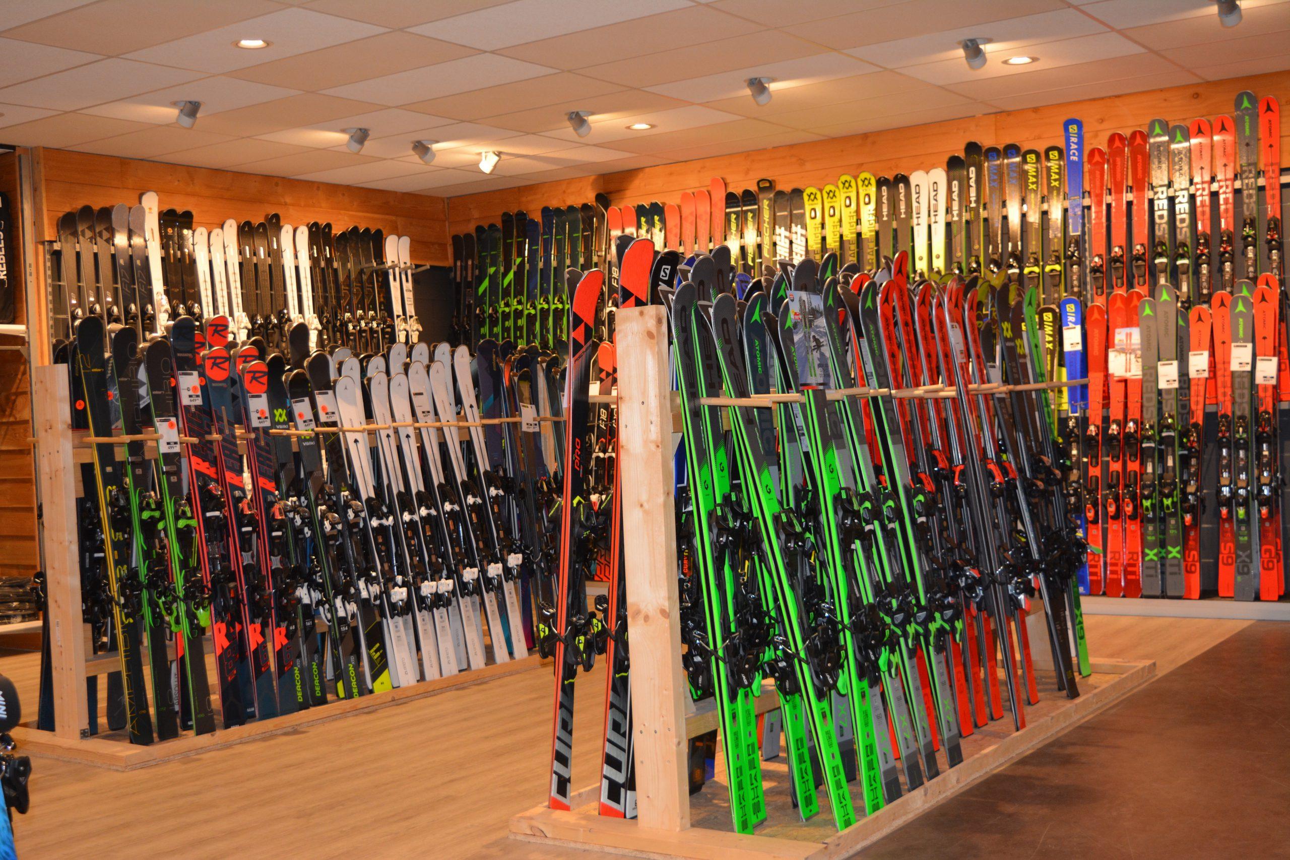 Bouchier Sport 2000; Nog meer winkelplezier