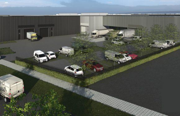 Nieuw logistiek centrum Profijt en Pronto