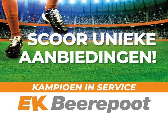 EP Beerepoot; Kampioen in service