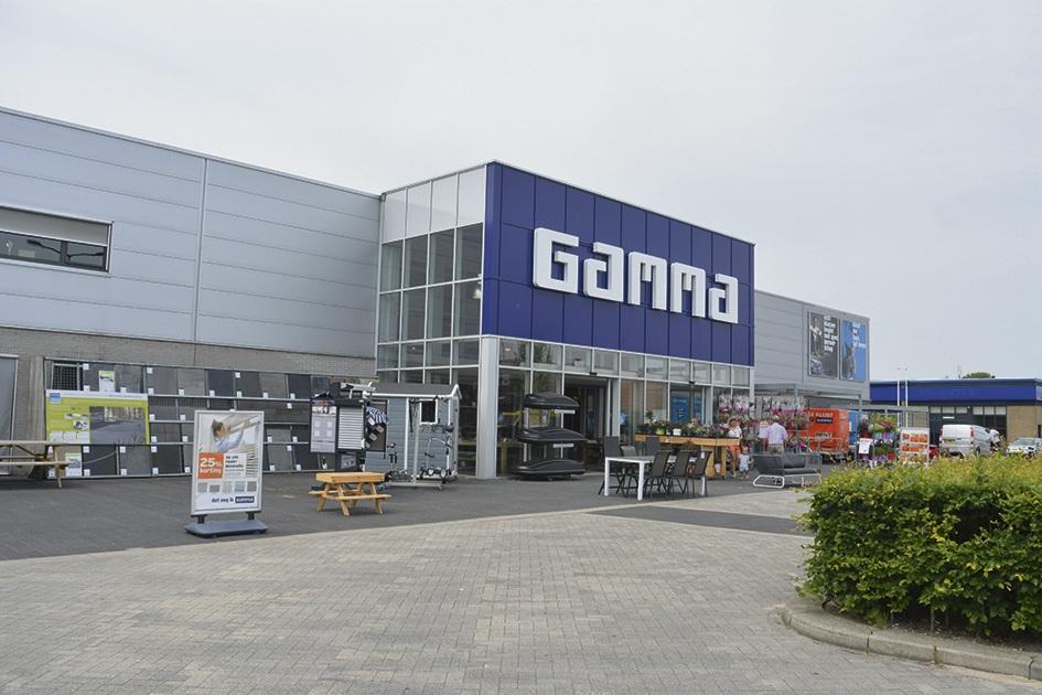 Gamma Hoorn; voor elke klus