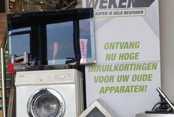EP:Beerepoot Hoorn; Uw oude apparaten zijn geld waard!